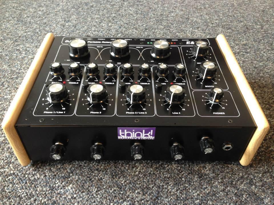 E&S DJR-400fx Mixer