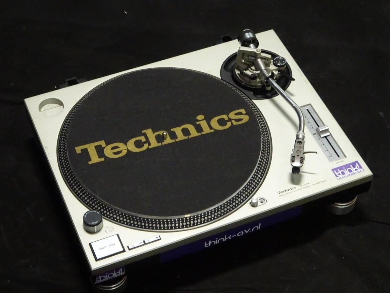 Technics SL-1200 Huren