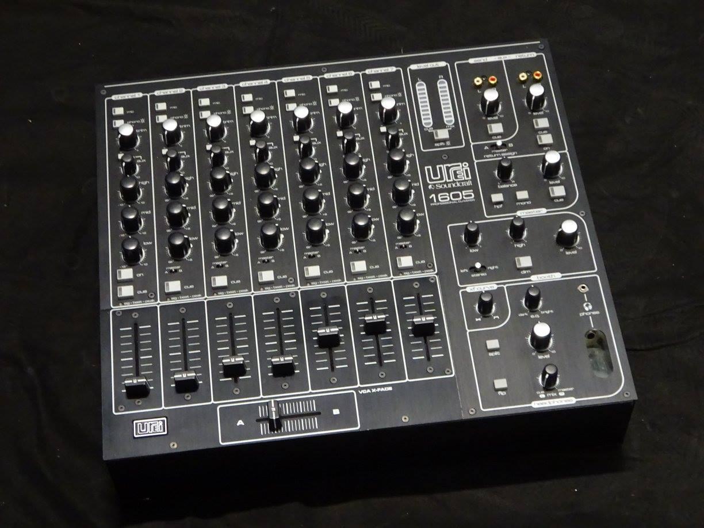 DJ Gear Huren? Urei-1605 Te Huur