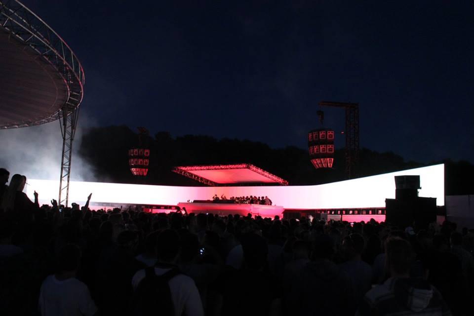 Dekmantel Festival 2016 Mainstage Met Funktion One