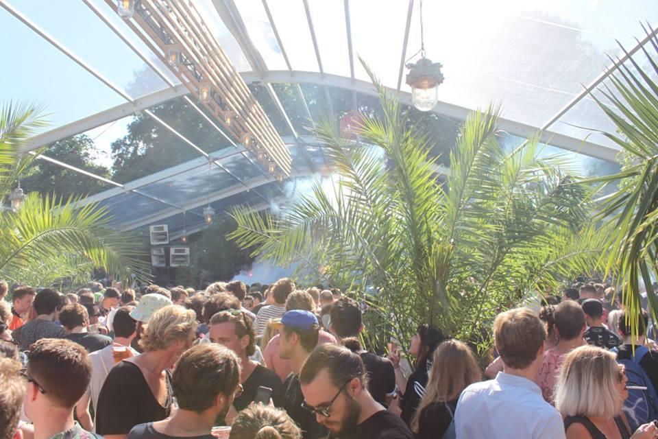 Funktion One EVO 6 Op Dekmantel Festival 2016