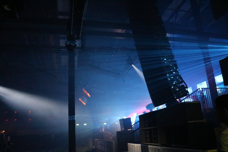 Mainstage STRAF_WERK @ Klokgebouw