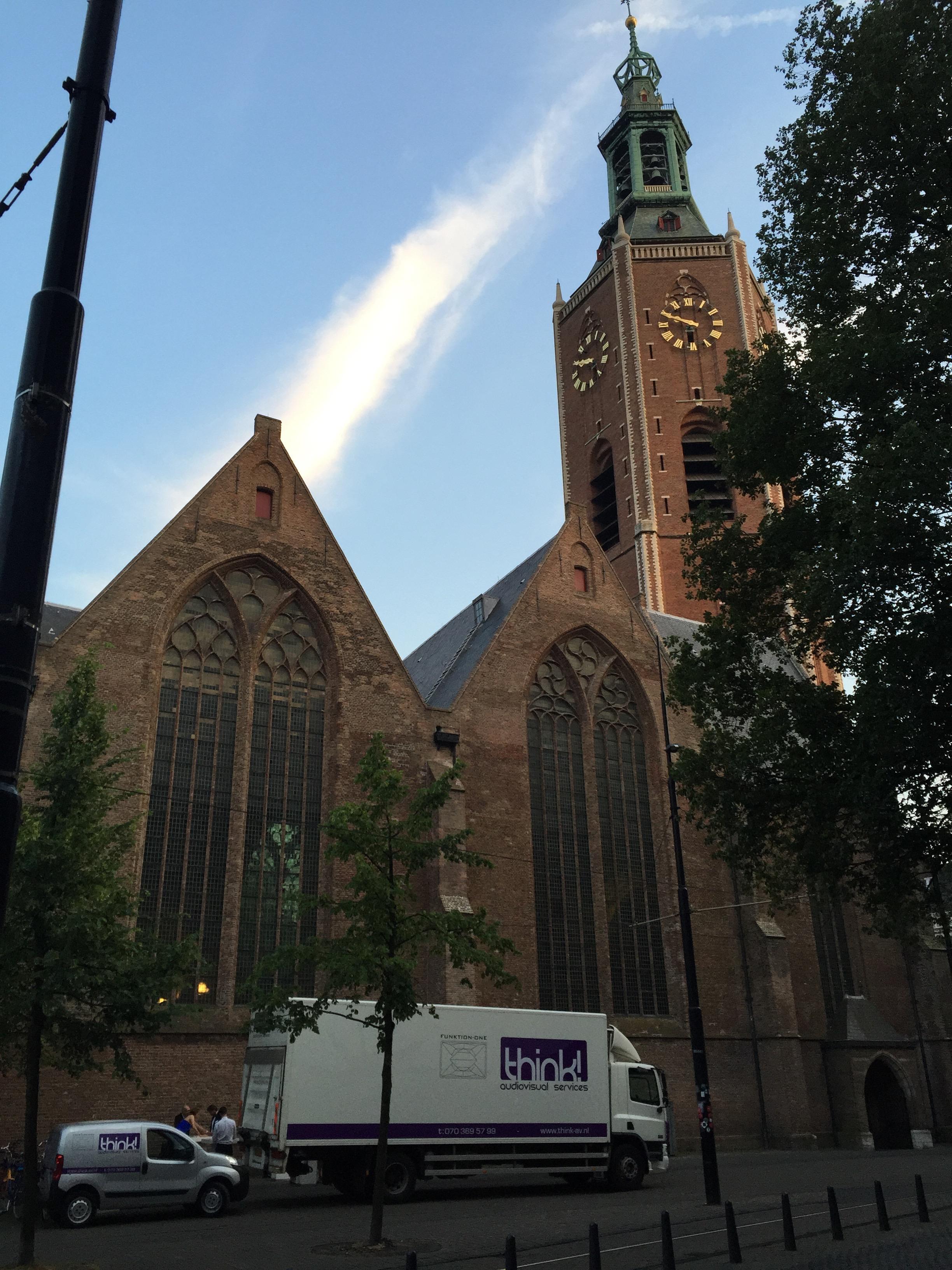 Techniek Grote Kerk Den Haag