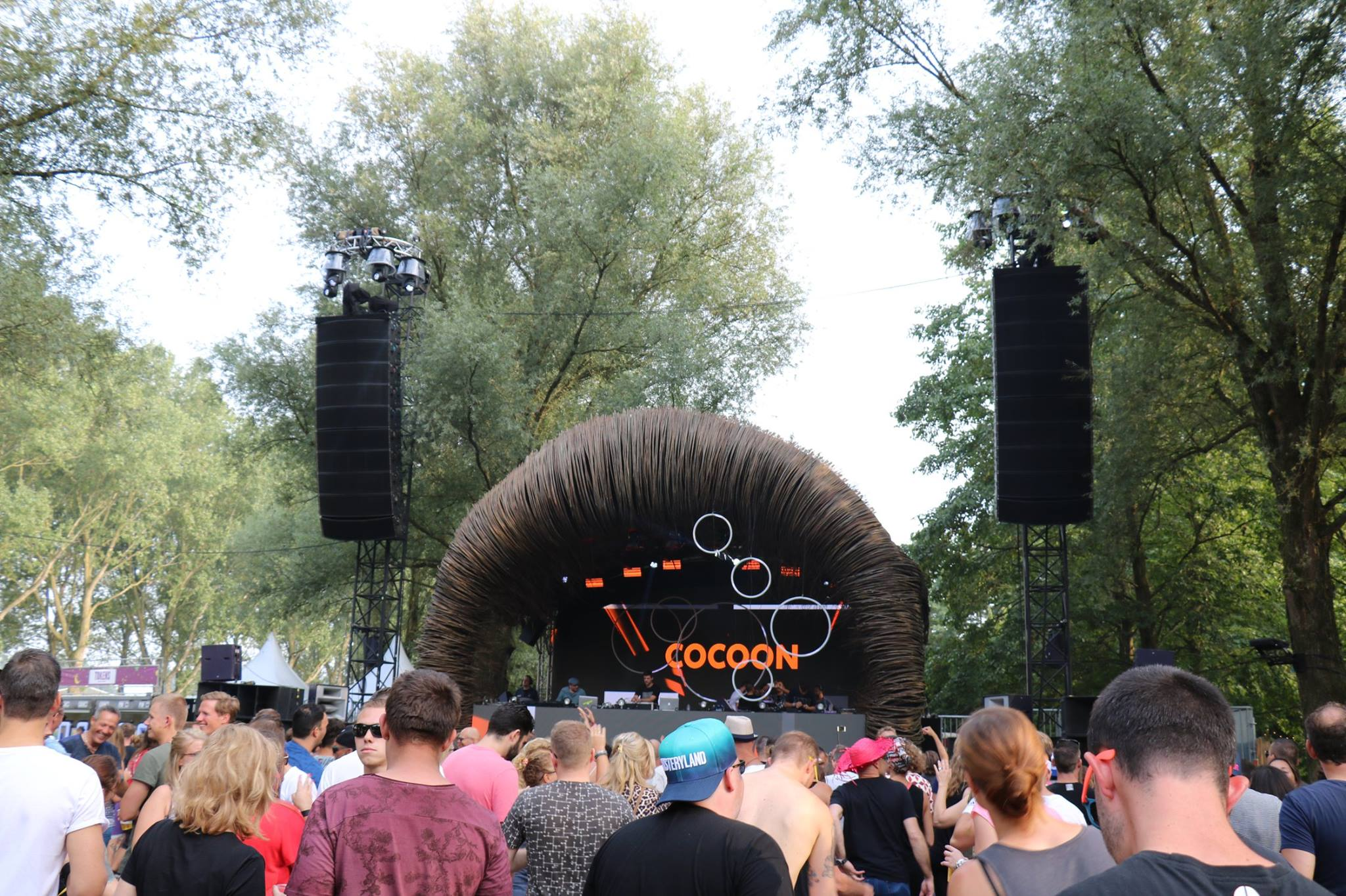 VERO @ Cocoon Stage Mysteryland 2017
